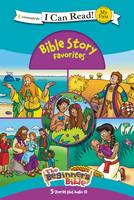 The Beginner's Bible Bible Story Favorites - I Can Read! / The Beginner's Bible (Hardback)
