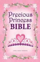 KJV, Precious Princess Bible, Hardcover (Hardback)