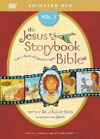 Jesus Storybook Bible Animated DVD, Vol. 1 - Jesus Storybook Bible (DVD video)