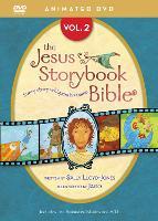 Jesus Storybook Bible Animated DVD, Vol. 2 - Jesus Storybook Bible (DVD video)