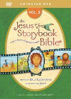 Jesus Storybook Bible Animated DVD, Vol. 3 - Jesus Storybook Bible (DVD video)
