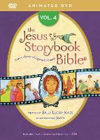 Jesus Storybook Bible Animated DVD, Vol. 4 - Jesus Storybook Bible (DVD video)