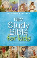 NIrV, Study Bible for Kids, Hardcover (Hardback)