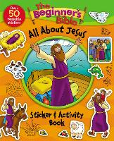 The Beginner's Bible All About Jesus Sticker and Activity Book - The Beginner's Bible (Paperback)