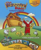 Beginner's Bible Collector's Edition: Timeless Children's Stories; With Audio CDs and DVDs - The Beginner's Bible