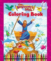 The Beginner's Bible Coloring Book - The Beginner's Bible (Paperback)