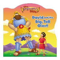 The Beginner's Bible David and the Big, Tall Giant - The Beginner's Bible (Board book)