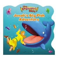 The Beginner's Bible Jonah's Big Fish Adventure - The Beginner's Bible (Board book)