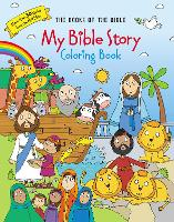 My Bible Story Coloring Book: The Books of the Bible (Paperback)