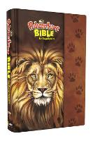 NIrV, Adventure Bible for Early Readers, Hardcover, Full Color Interior, Lion - Adventure Bible (Hardback)