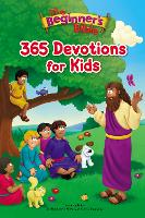 The Beginner's Bible 365 Devotions for Kids - The Beginner's Bible (Hardback)