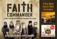 Faith Commander Church-Wide Curriculum Kit: Living Five Values from the Parables of Jesus (Paperback)
