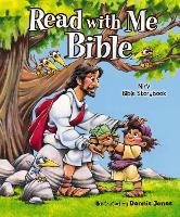 Read with Me Bible, NIrV: NIrV Bible Storybook (Hardback)