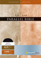 King James/Amplified Parallel Bible (Leather / fine binding)