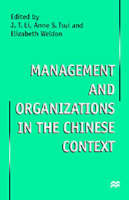 Management and Organizations in the Chinese Context (Hardback)