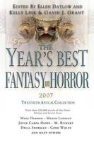 The Year's Best Fantasy and Horror: 20th Annual Collection - Year's Best Fantasy & Horror (Hardcover) (Hardback)