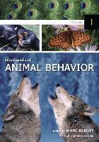 Encyclopedia of Animal Behavior [3 volumes] (Hardback)