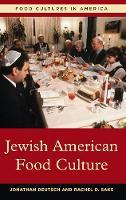 Jewish American Food Culture (Hardback)