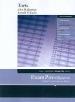 Exam Pro on Torts - Exam Pro (Paperback)