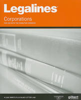 Legalines on Corporations,Keyed to Hamilton - Legalines (Paperback)