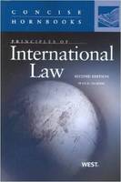 Principles of International Law - Concise Hornbook Series (Paperback)