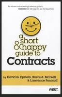 A Short and Happy Guide to Contracts - Short and Happy Series (Paperback)