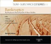 Sum and Substance Audio on Bankruptcy - Sum and Substance (CD-ROM)