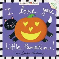 I Love You, Little Pumpkin (Hardback)
