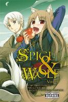 Spice and Wolf, Vol. 1 (manga) (Paperback)