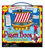 Alex Toys: Everything...Pirates!: My First Pirate Book and Treasure Chest (Hardback)