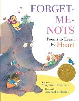 Forget-Me-Nots: Poems to Learn by Heart (Hardback)