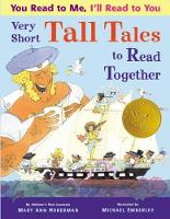 You Read to Me, I'll Read to You: Very Short Tall Tales to Read Together (Hardback)