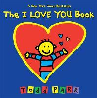 The I Love You Book (Hardback)