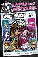 Hopes and Screams: An Original Graphic Novel Book 1 - Monster High (Paperback)