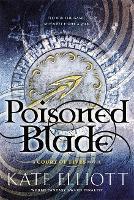 Poisoned Blade - Court of Fives (Hardback)