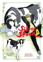 Silver Spoon, Vol. 1 (Paperback)