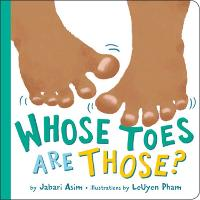 Whose Toes are Those? (New Edition) (Hardback)