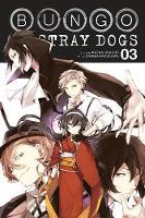 Bungo Stray Dogs, Vol. 3 (Paperback)
