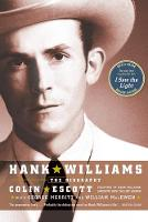 Hank Williams: The Biography (Paperback)