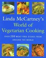 World Of Vegetarian Cooking: Over 200 Meat-Free Dishes from Around the World (Paperback)