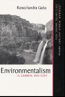 Environmentalism: A Global History (Paperback)