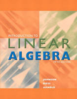 Introduction to Linear Algebra: International Edition (Paperback)
