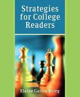 Strategies for College Readers (Paperback)