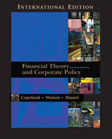 Financial Theory and Corporate Policy (Paperback)