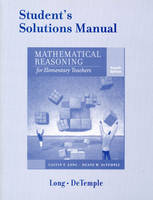 Student's Solution Manual (Paperback)