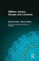 William James: Essays and Lectures (Paperback)