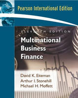 Multinational Business Finance: International Edition (Paperback)