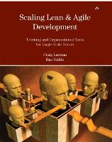 Scaling Lean & Agile Development: Thinking and Organizational Tools for Large-Scale Scrum - Agile Software Development Series (Paperback)