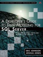 A Developer's Guide to Data Modeling for SQL Server