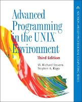 Advanced Programming in the UNIX Environment - Addison-Wesley Professional Computing Series (Paperback)